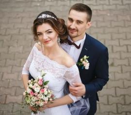 """Серьги свадебные """" Императрица"""". 100245"""