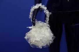 кружевная сумочка невесты