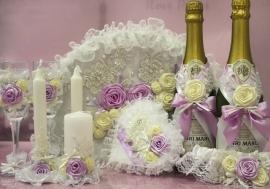 свадебная коллекция роза