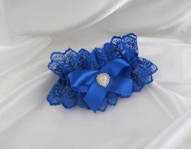 синяя подвязка невесты купить