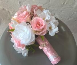 свадебный букет дублер фото