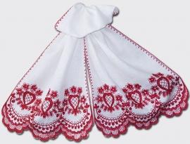 рушник ручной работы, свадебный рушник ручной работы