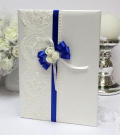 кружевная папка для свидетельства о браке фото