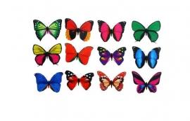 украшение бабочки, бабочки на машину