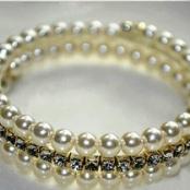 браслет невесты жемчужный купить