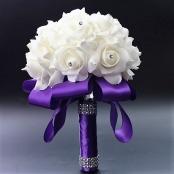 букет дублер фиолетовый купить
