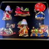 елочные игрушки на маленькую елку фото