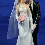 фигурка на торт, свадебный фигурки на торт, свадебные фигурки, фигурки молодоженов