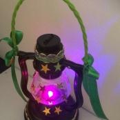 фонарики для гномиков фото