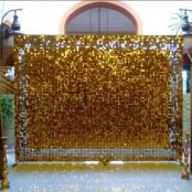 фотозона паеткисеребро золото фото в аренду