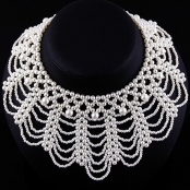 свадебное ожерелье купить