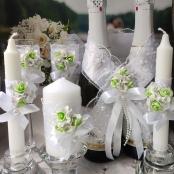 мятное белые свадебные аксессуары фото сегодня 9:54