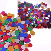 конфетти кругляши