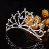 корона свадебная фото