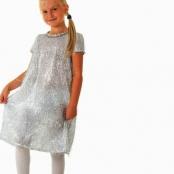 костюм снежинки для девочки фото