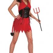 костюм дьяволица
