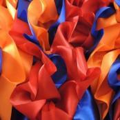 армянский флаг на машину лента