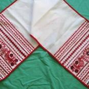льняной свадебный рушник купить