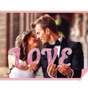 love для фотосессии фото