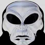 маска пришельца