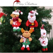 мягкие игрушки на елку фото