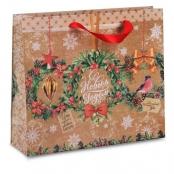 новогодние подарочные пакеты фото