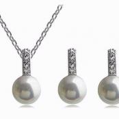 свадебное жемчужное ожерелье фото