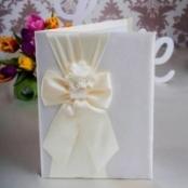 папка для свидетельства о браке айвори
