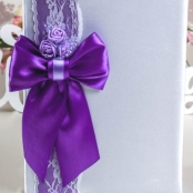 обложка для свидетельства о браке фиолетовая фото