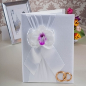 папка для свидетельства о браке с орхидеями купить