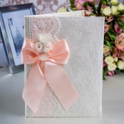 папка для свидетельства о браке персиковая купить