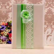 зеленые свадебные аксессуары купить
