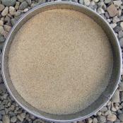 бежевый песок для песочной церемонии фото