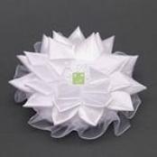 цветок подушечка для колец