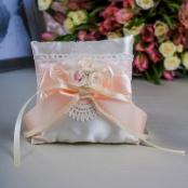 подушечка для коле персиковая фото