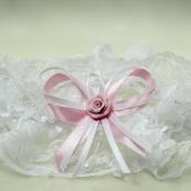 свадебная подвязка невесты