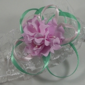 подвязка мятно-розовая купить
