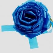 розы на машину синие фото