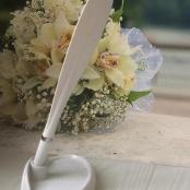 ручка для записи пожеланий на свадьбе фото sale-svadba.ru