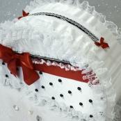 сундучок на свадьбу ретро, сундучок стиляги