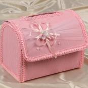 сундук разборный розовый фото