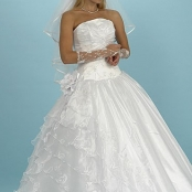 недорогие свадебные платья