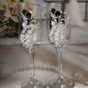 бокалы на свадьбу купить