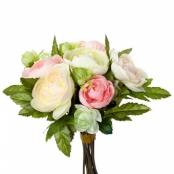 свадебный букет-дублер трехцветный фото