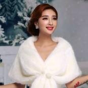 свадебный шарф купить