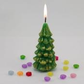 свеча елочка фото