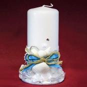 свечи морские свадебные фото