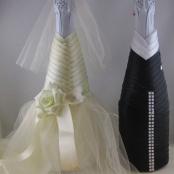 костюмы на шампанское жених и невеста купить