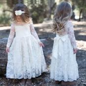 платье в стиле прованс для девочек фото