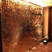 золотая фотозона паетки аренда